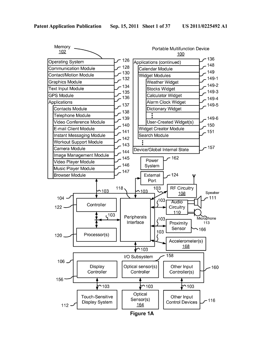 Device, Method, and Graphical User Interface for Marquee Scrolling within     a Display Area - diagram, schematic, and image 02