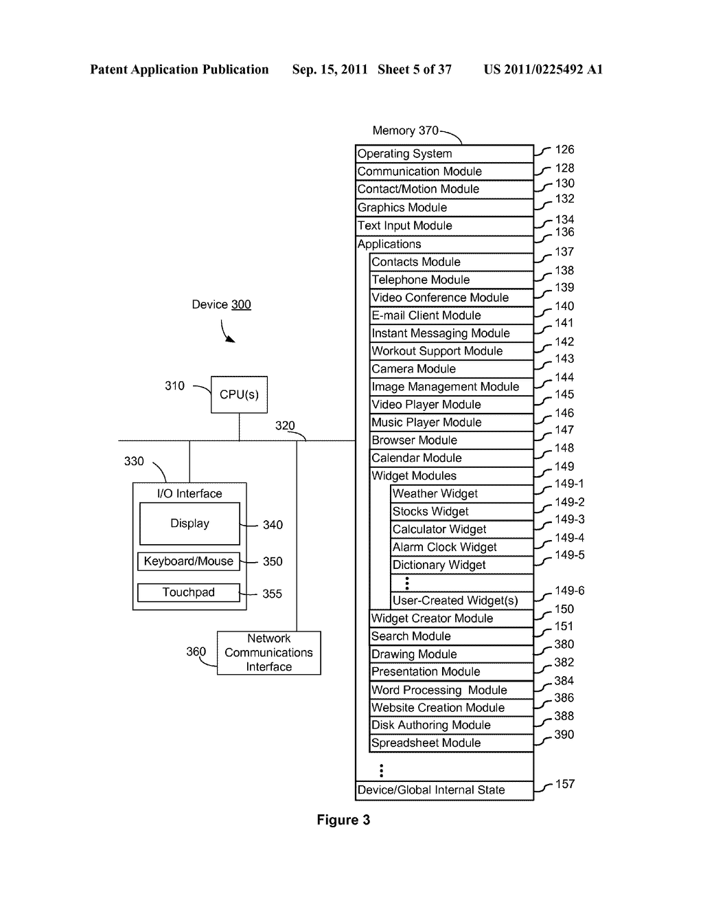 Device, Method, and Graphical User Interface for Marquee Scrolling within     a Display Area - diagram, schematic, and image 06