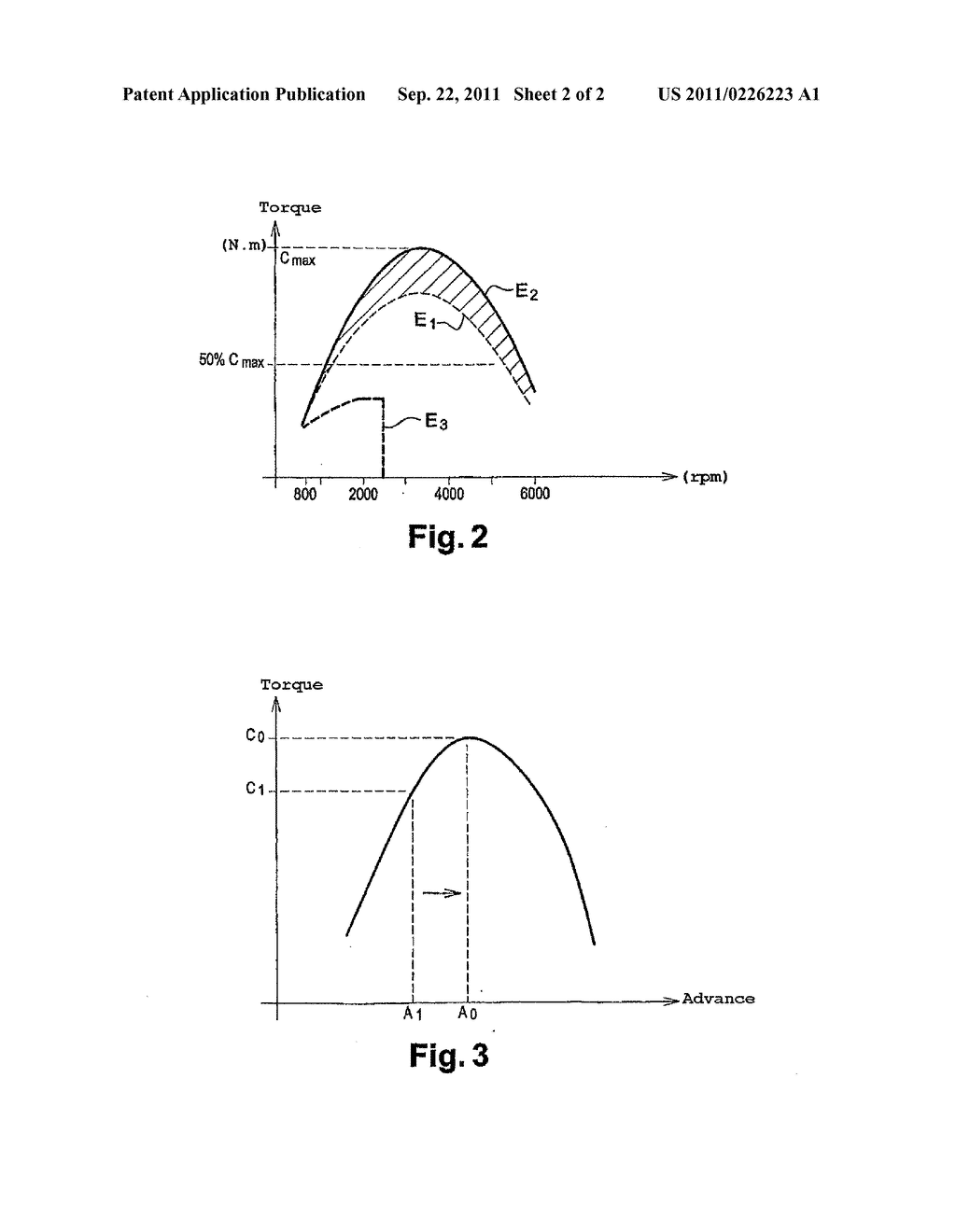 INTERNAL COMBUSTION HEAT ENGINE, CONTROL SYSTEM, METHOD FOR DIMENSIONING  THE ENGINE, AND AUTOMOBILE WITH SAID ENGINE - diagram, schematic, and image  03