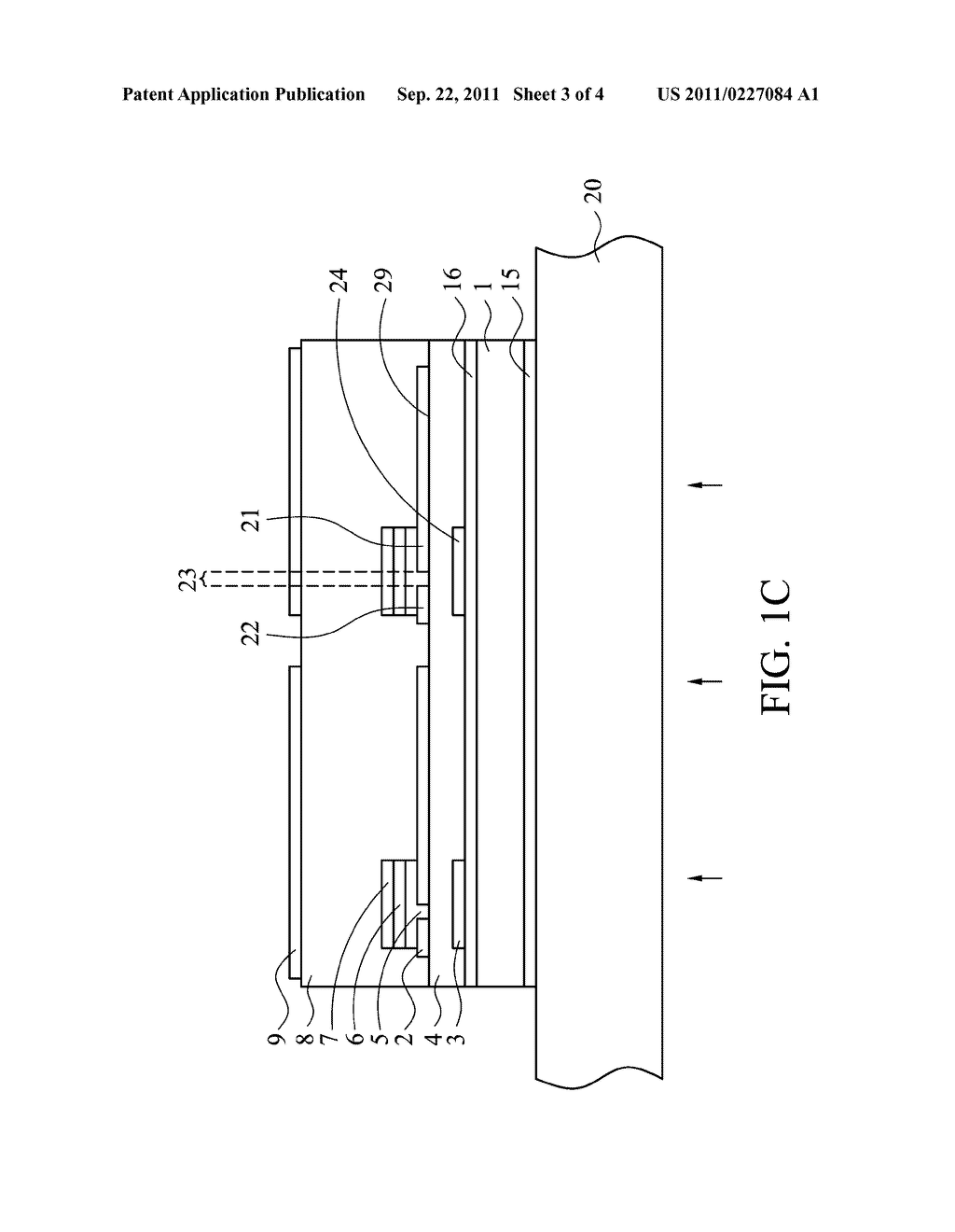 METHOD OF MANUFACTURING A FLEXIBLE ELECTRONIC DEVICE AND FLEXIBLE DEVICE - diagram, schematic, and image 04