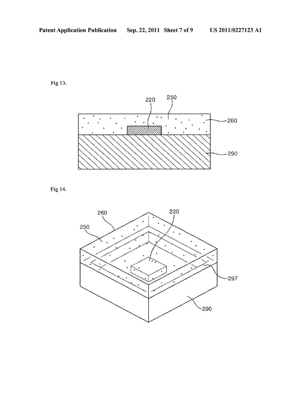 Light Emitting Diode and Method of Fabricating the Same - diagram, schematic, and image 08