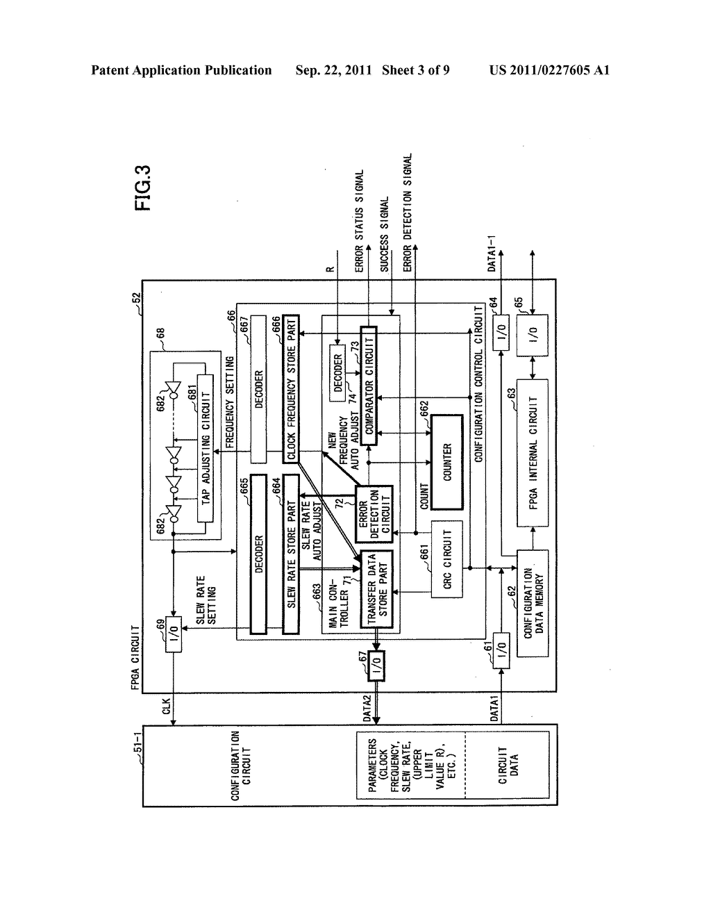 Configuration method and FPGA circuit - diagram, schematic, and image 04