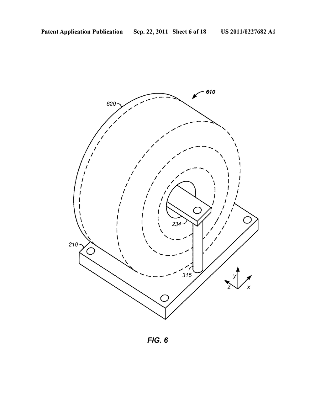 POTTED INDUCTOR APPARATUS AND METHOD OF USE THEREOF - diagram, schematic, and image 07