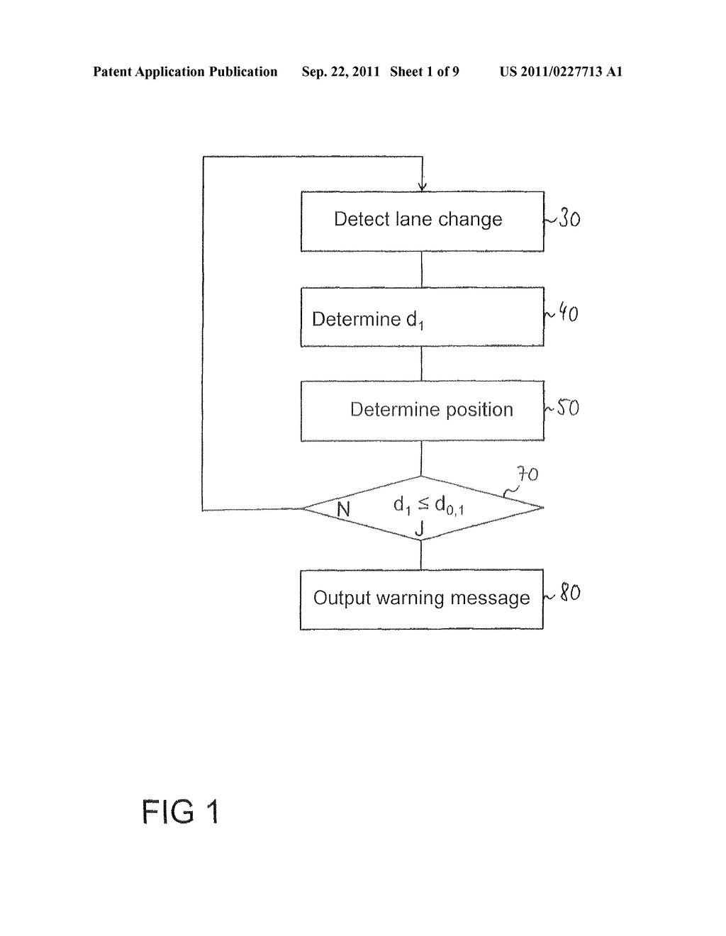 Method for the avoidance or mitigation of a collision, control apparatus     for a driver Assistance system and vehicle - diagram, schematic, and image 02