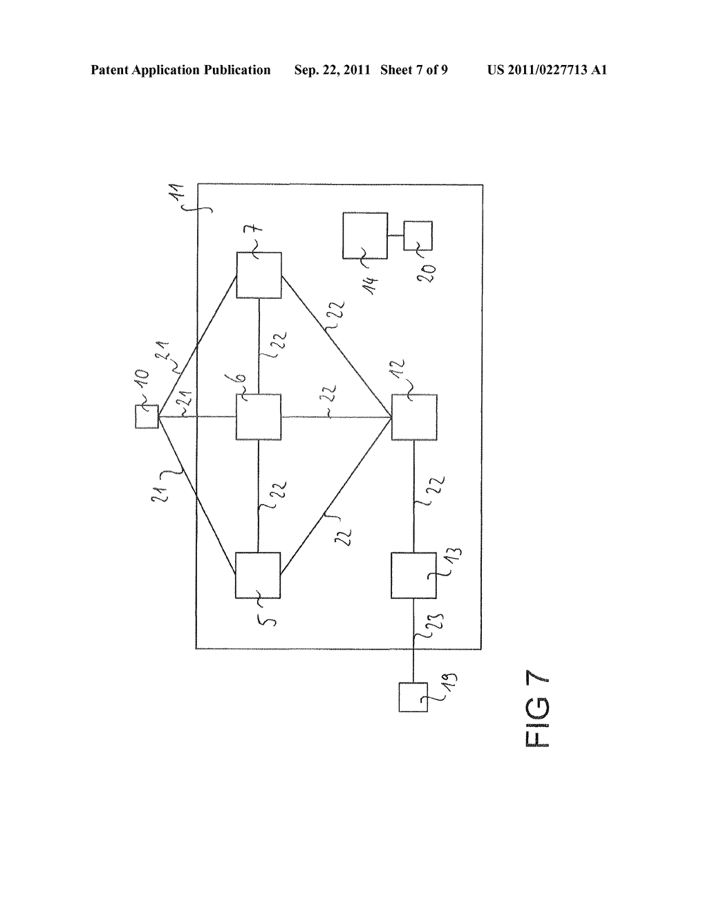 Method for the avoidance or mitigation of a collision, control apparatus     for a driver Assistance system and vehicle - diagram, schematic, and image 08