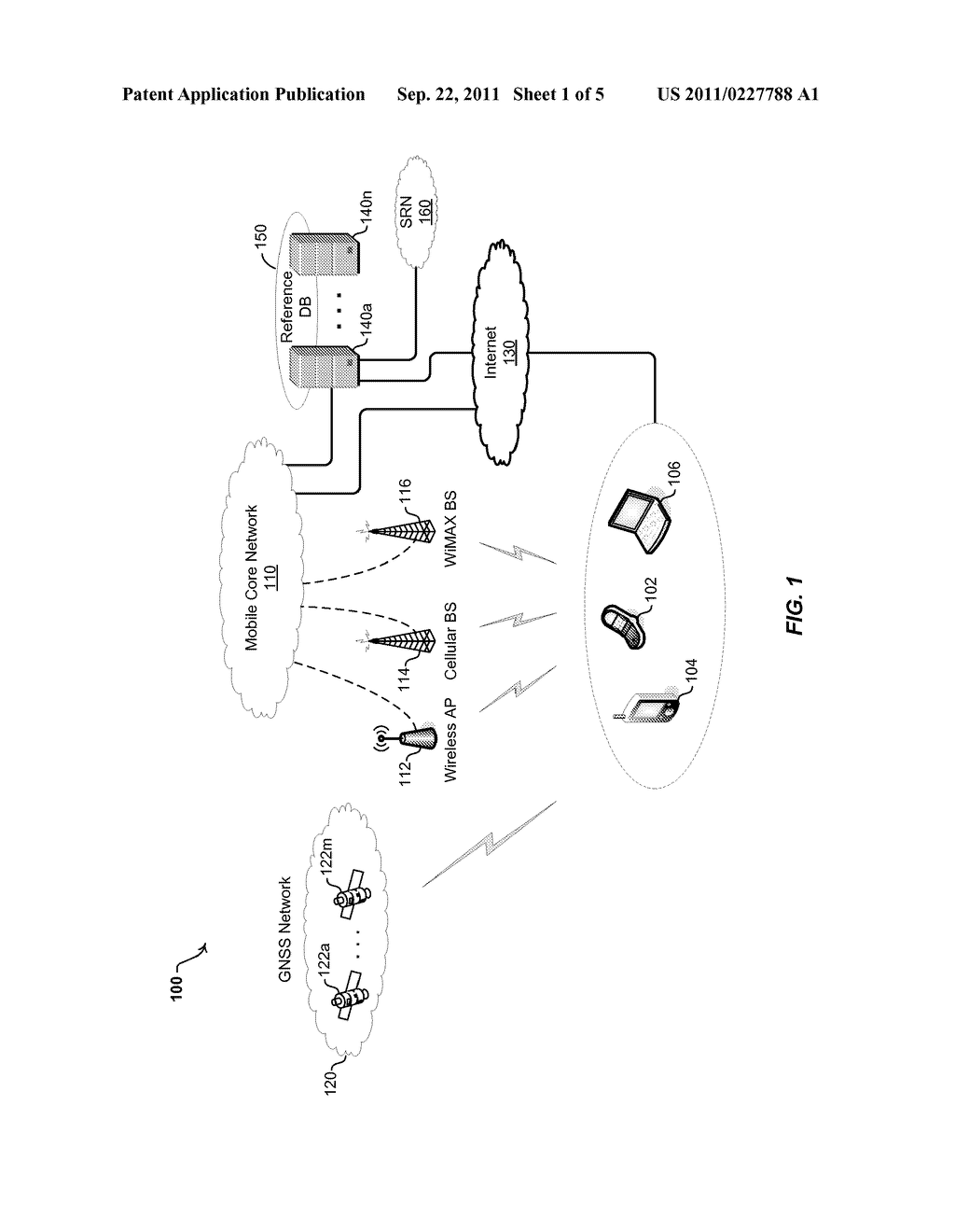 METHOD AND SYSTEM FOR GENERATING AND PROPAGATING LOCATION INFORMATION BY A     MOBILE DEVICE USING SENSORY DATA - diagram, schematic, and image 02