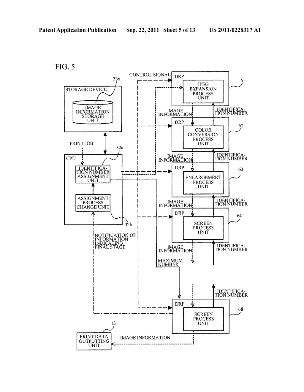 IMAGE PROCESSING APPARATUS, IMAGE FORMING SYSTEM AND NON-TRANSITORY     COMPUTER READABLE MEDIUM - diagram, schematic, and image 06