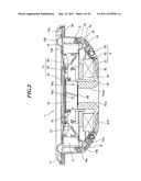 SPEAKER DEVICE, AND AUTOMOBILE diagram and image