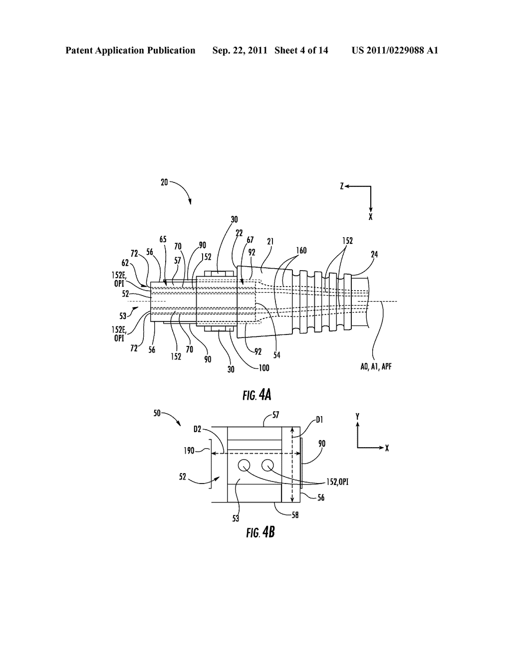 FIBER OPTIC INTERFACE DEVICE WITH POSITIONABLE CLEANING COVER - diagram, schematic, and image 05
