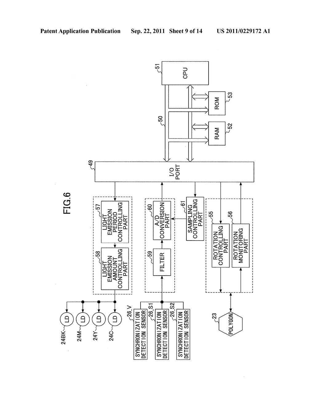 APPARATUS CONFIGURED TO FORM PLURAL IMAGES ON AN IMAGE CONVEYOR AND METHOD     CONFIGURED TO FORM PLURAL IMAGES ON AN IMAGE CONVEYOR USING THE APPARATUS - diagram, schematic, and image 10