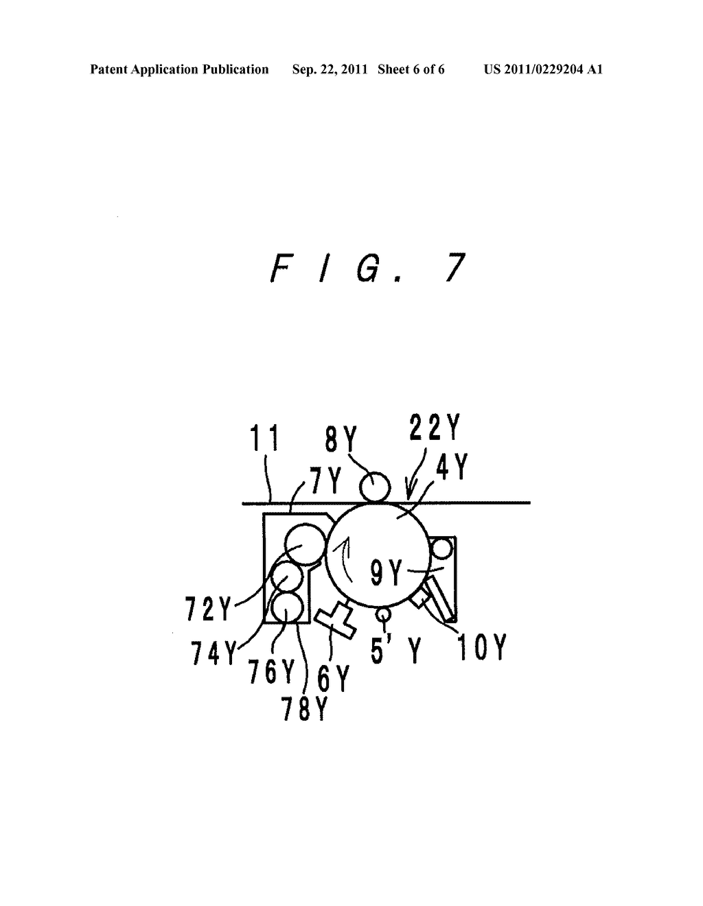 IMAGE FORMING APPARATUS AND CHARGING METHOD - diagram, schematic, and image 07