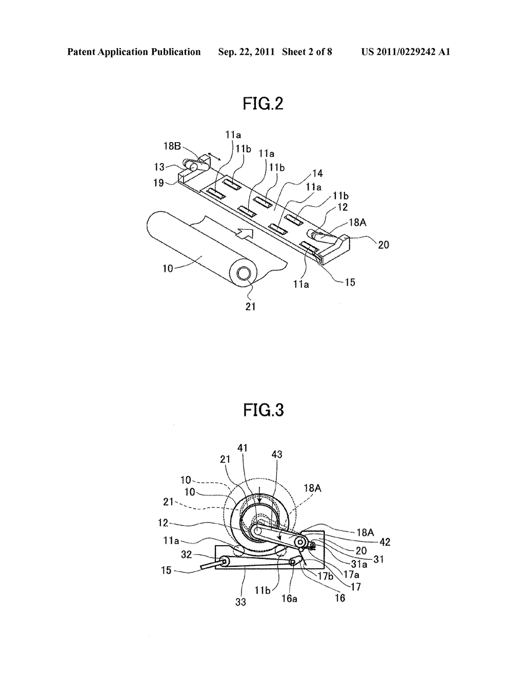 ROLLED PAPER DRIVING APPARATUS AND IMAGE FORMING APPARATUS - diagram, schematic, and image 03