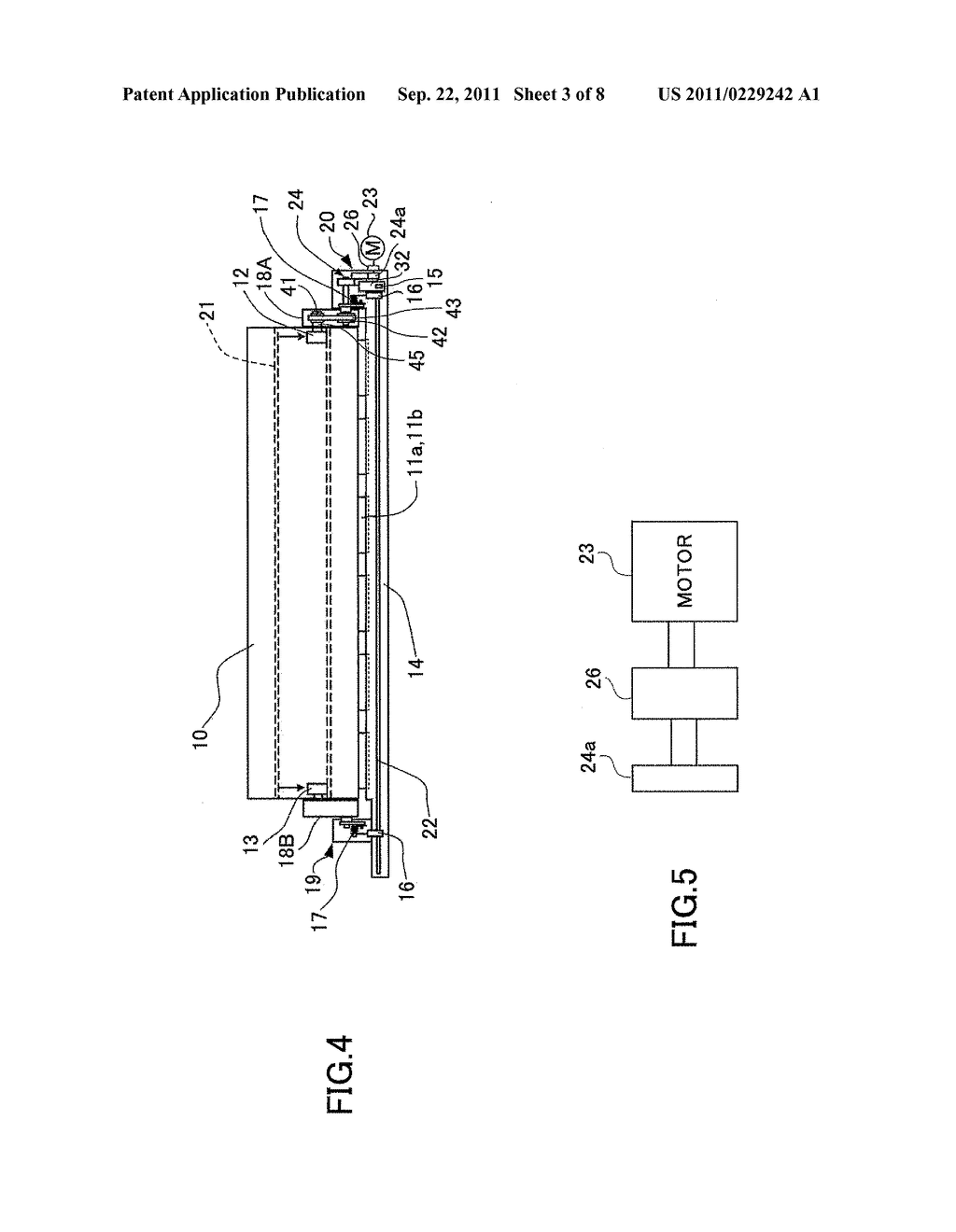 ROLLED PAPER DRIVING APPARATUS AND IMAGE FORMING APPARATUS - diagram, schematic, and image 04