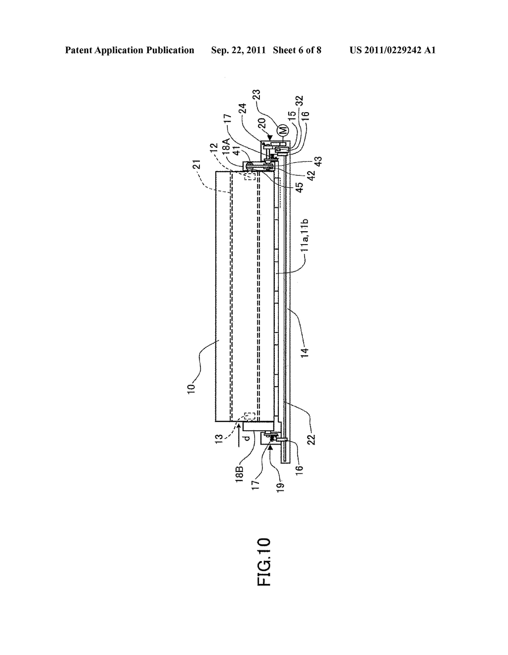 ROLLED PAPER DRIVING APPARATUS AND IMAGE FORMING APPARATUS - diagram, schematic, and image 07