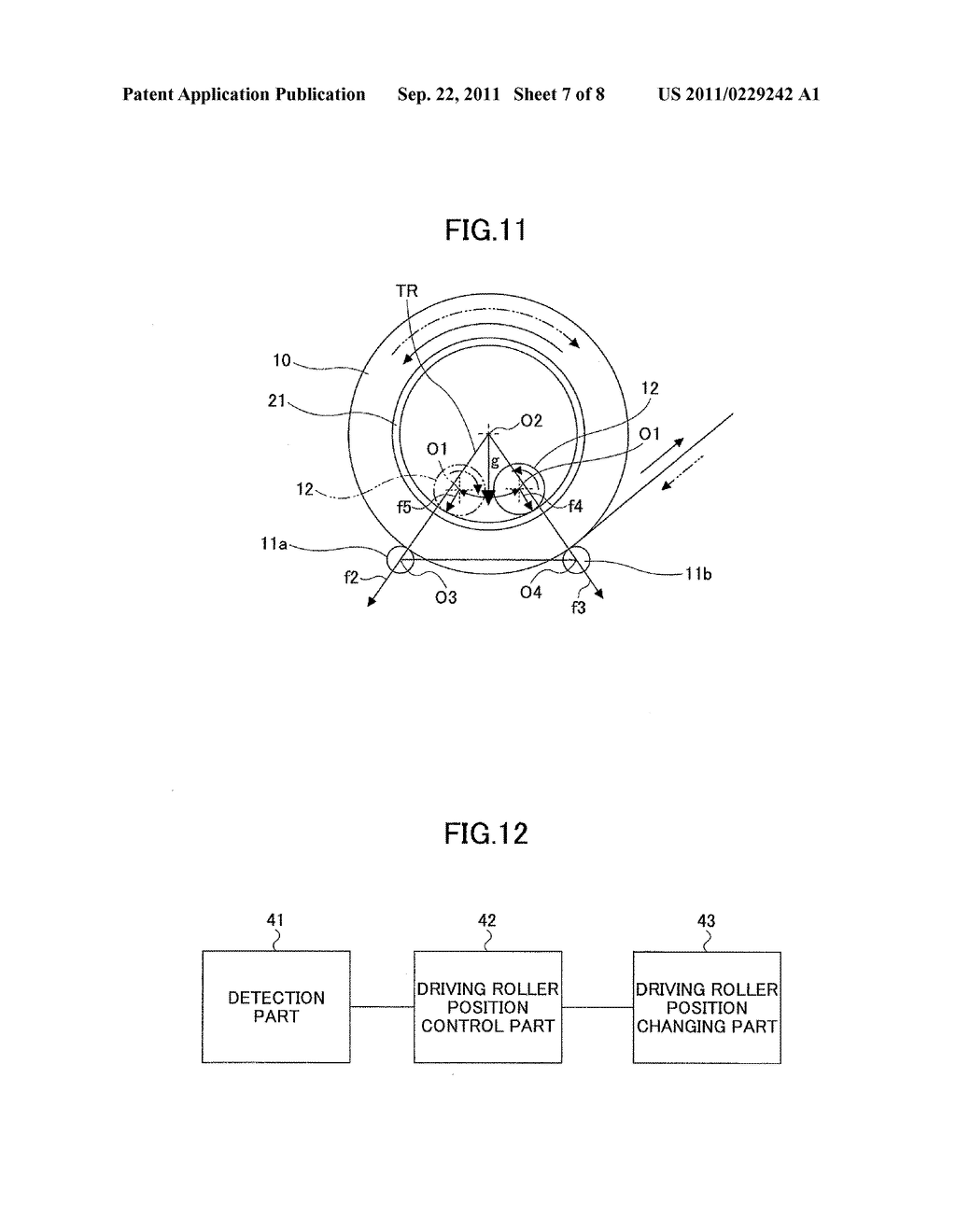 ROLLED PAPER DRIVING APPARATUS AND IMAGE FORMING APPARATUS - diagram, schematic, and image 08