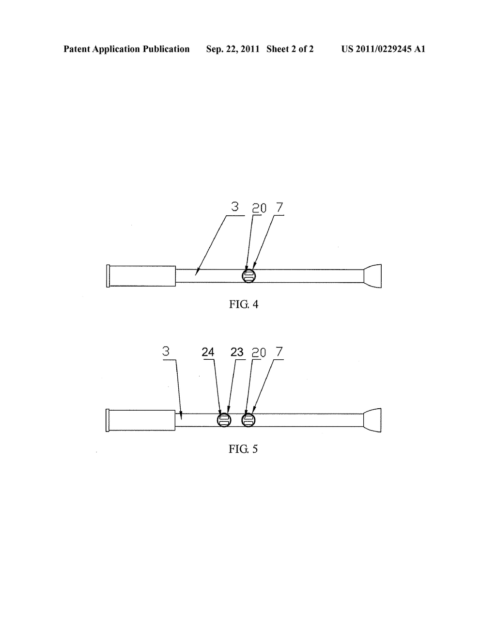 Side Knock Type Mechanical