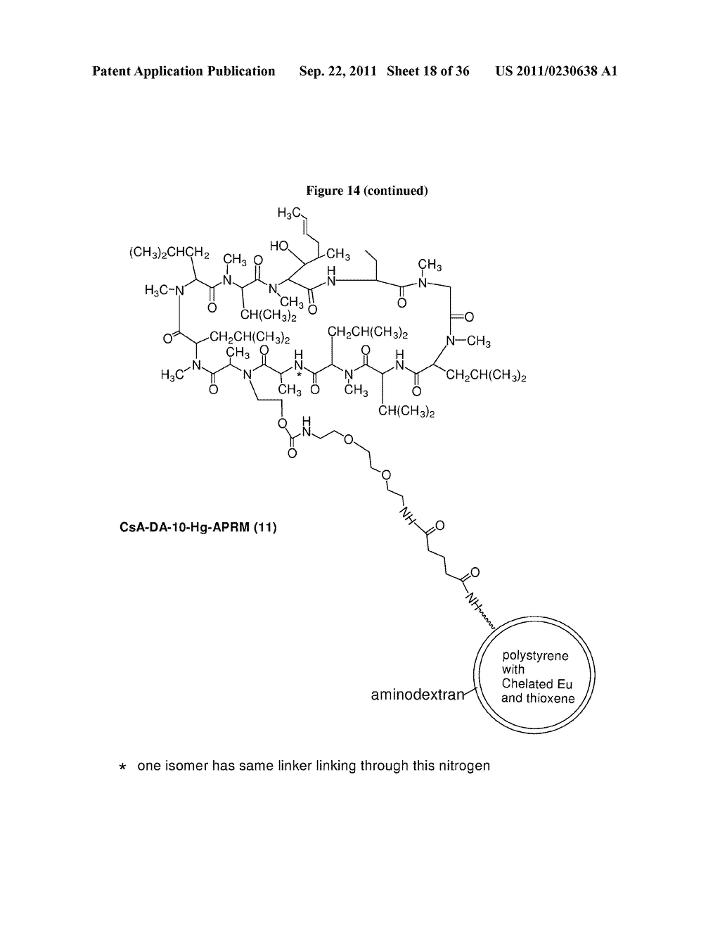 METHODS FOR DETECTION OF CYCLOSPORIN A - diagram, schematic, and image 19