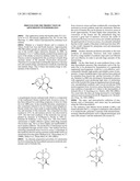 PROCESS FOR THE PRODUCTION OF ARTEMISININ INTERMEDIATES diagram and image