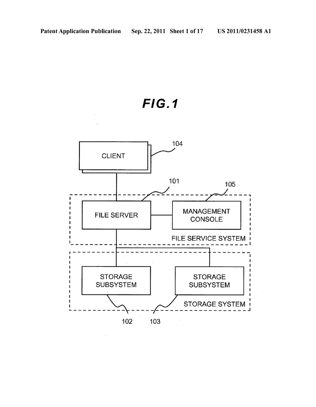 FILE LEVEL HIERARCHICAL STORAGE MANAGEMENT SYSTEM, METHOD, AND APPARATUS - diagram, schematic, and image 02