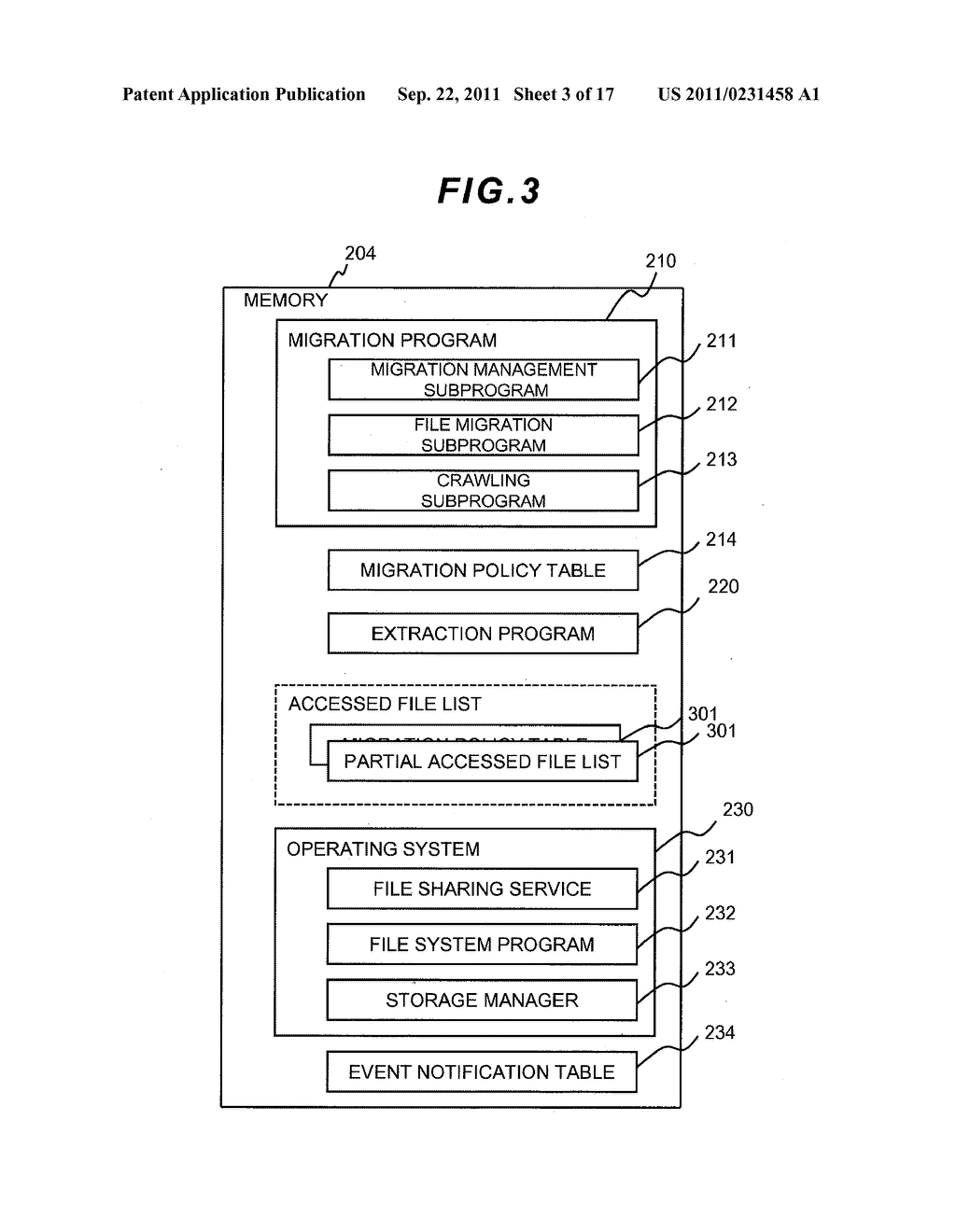 FILE LEVEL HIERARCHICAL STORAGE MANAGEMENT SYSTEM, METHOD, AND APPARATUS - diagram, schematic, and image 04