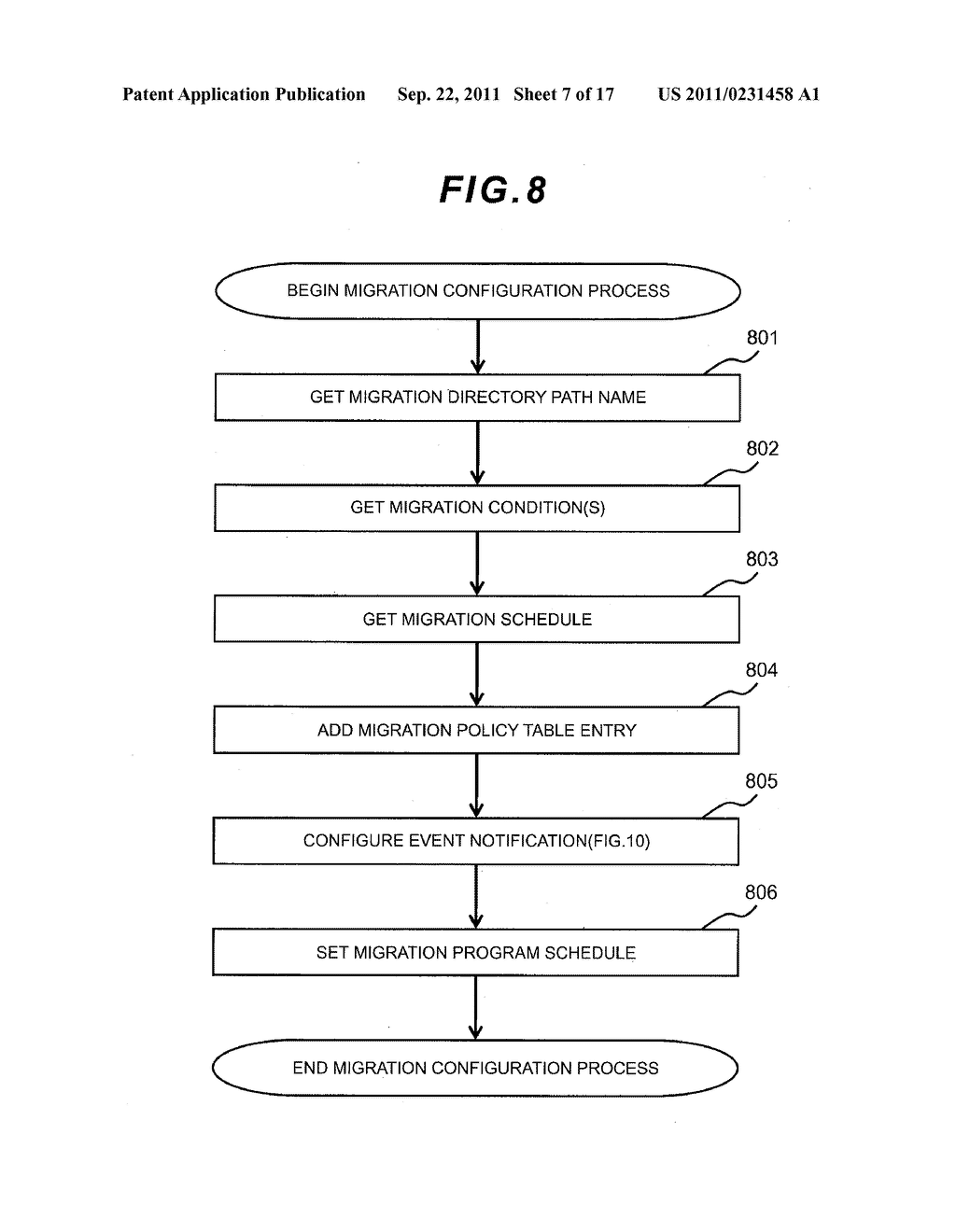 FILE LEVEL HIERARCHICAL STORAGE MANAGEMENT SYSTEM, METHOD, AND APPARATUS - diagram, schematic, and image 08