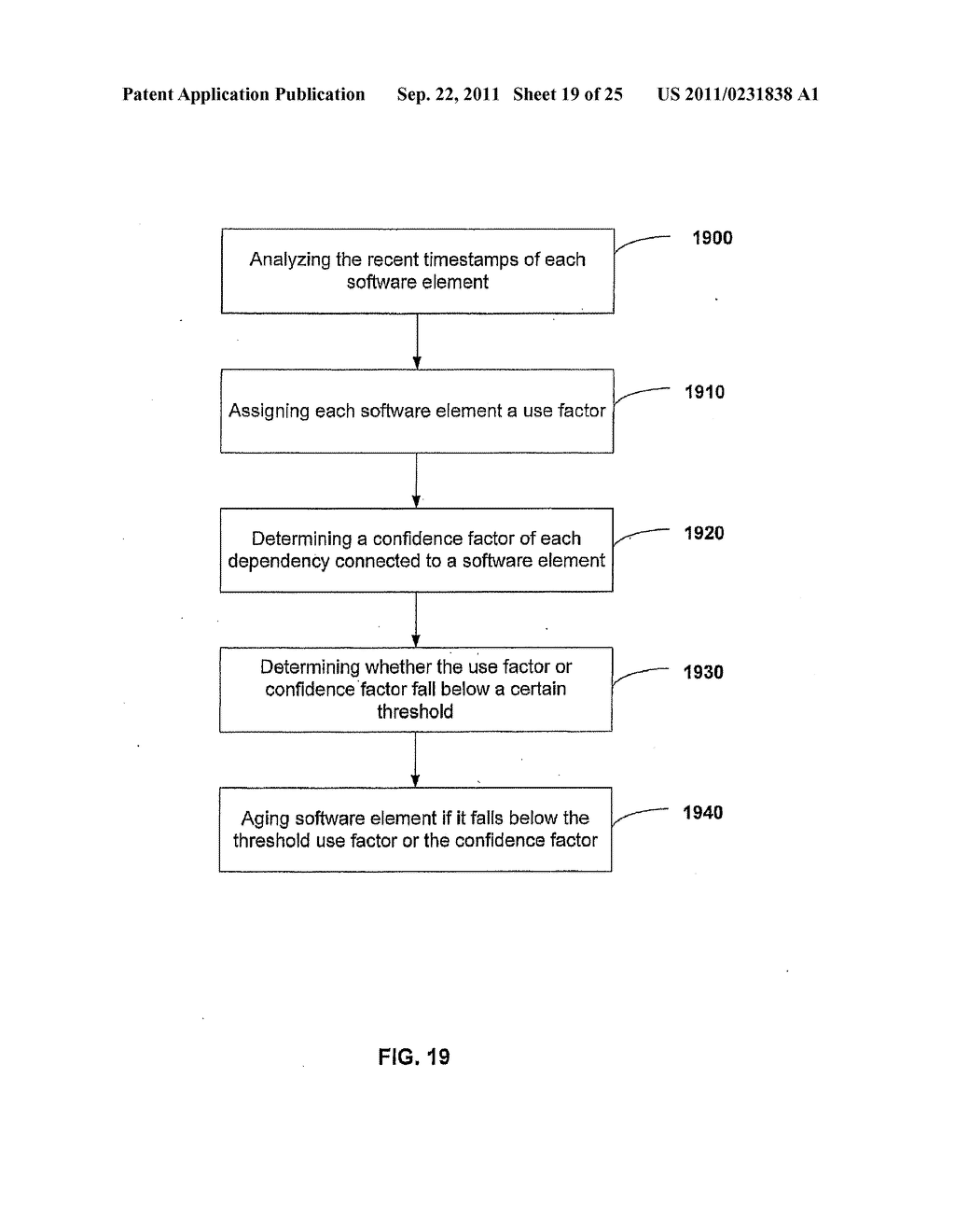 APPARATUS AND METHOD FOR INSTALLING SOFTWARE USING A SOFTWARE DEPENDENCY     MAP - diagram, schematic, and image 20