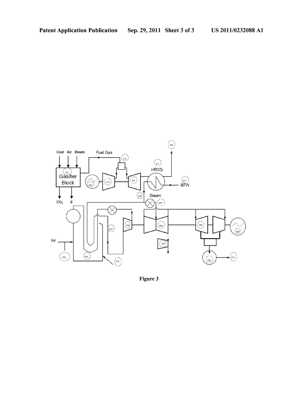 Integration Of Coal Fired Steam Plants With Integrated Gasification Power Plant Diagram Combined Cycle Schematic And Image 04