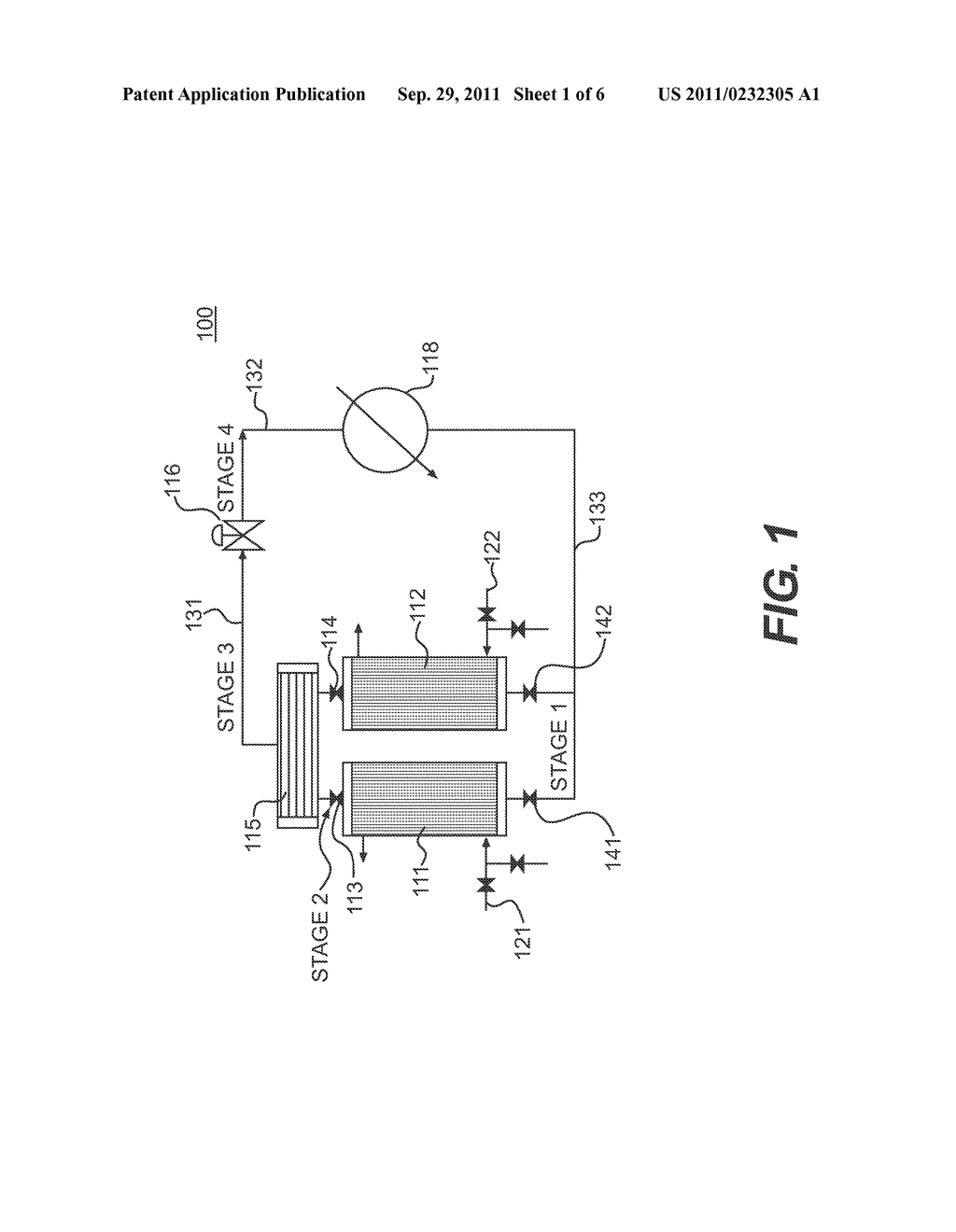 SYSTEMS AND METHODS FOR GENERATING POWER AND CHILLING USING UNUTILIZED     HEAT - diagram, schematic, and image 02