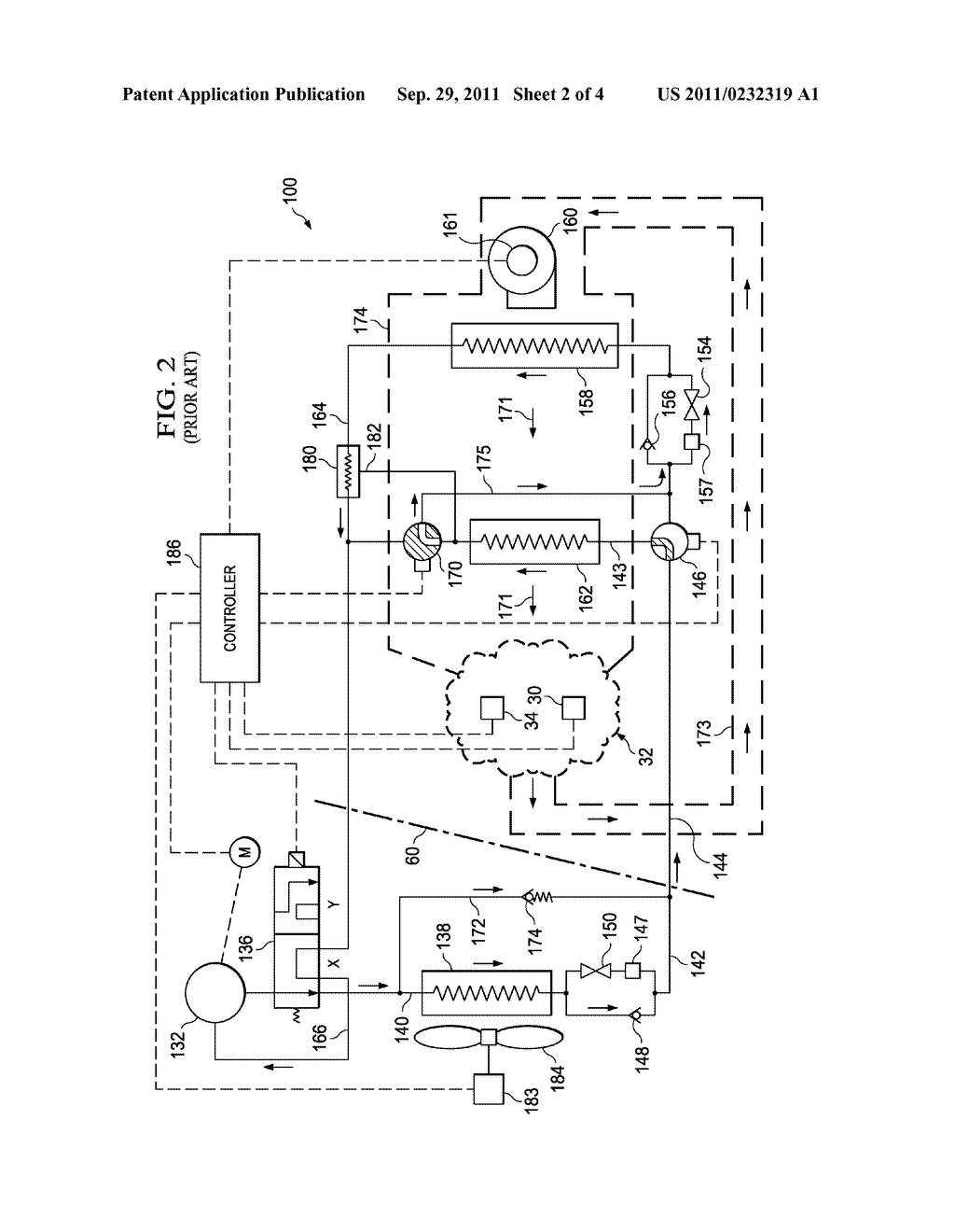 Schematic Diagram Of Air Conditioning System on Solar Thermal System Diagrams