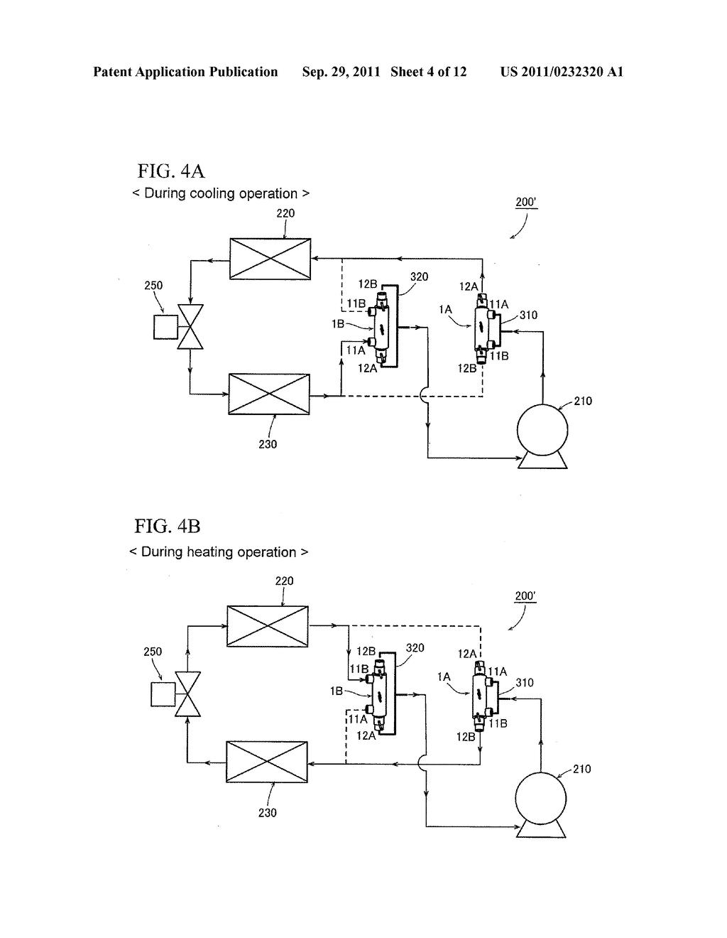 flow reversing valve and heat pump device using same diagram flow reversing valve and heat pump device using same diagram schematic and image 05