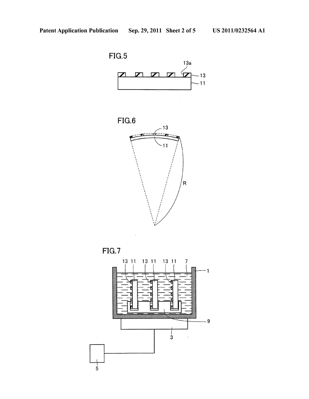 METHOD OF GROWING GALLIUM NITRIDE CRYSTAL AND METHOD OF MANUFACTURING     GALLIUM NITRIDE CRYSTAL - diagram, schematic, and image 03
