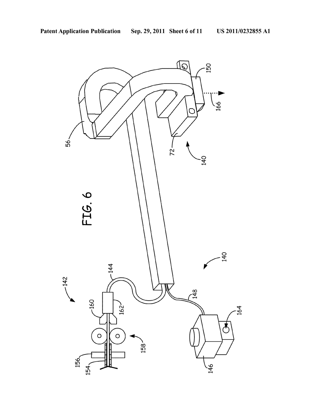 SYSTEM AND METHOD FOR BUILDING THREE-DIMENSIONAL OBJECTS WITH METAL-BASED     ALLOYS - diagram, schematic, and image 07