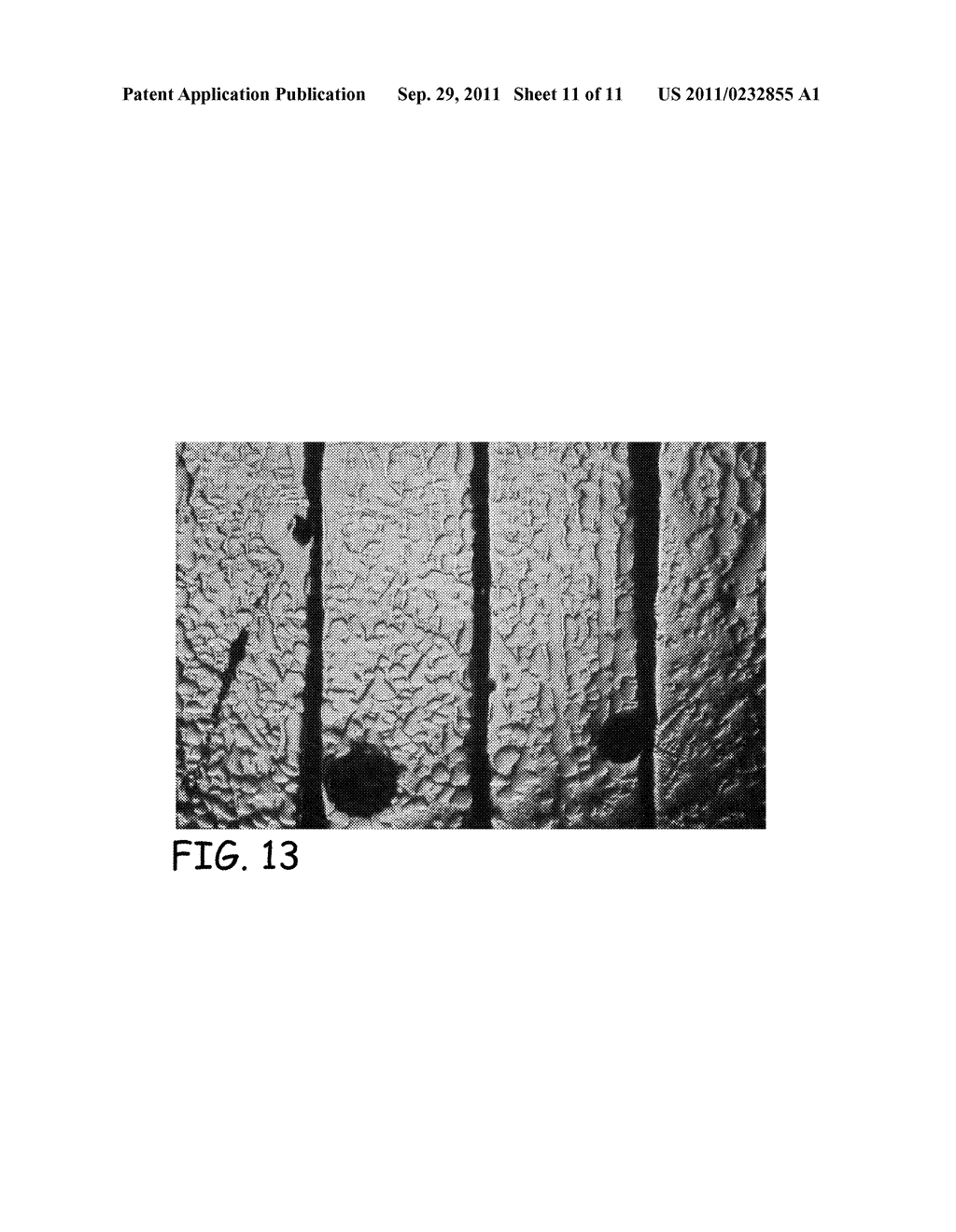 SYSTEM AND METHOD FOR BUILDING THREE-DIMENSIONAL OBJECTS WITH METAL-BASED     ALLOYS - diagram, schematic, and image 12