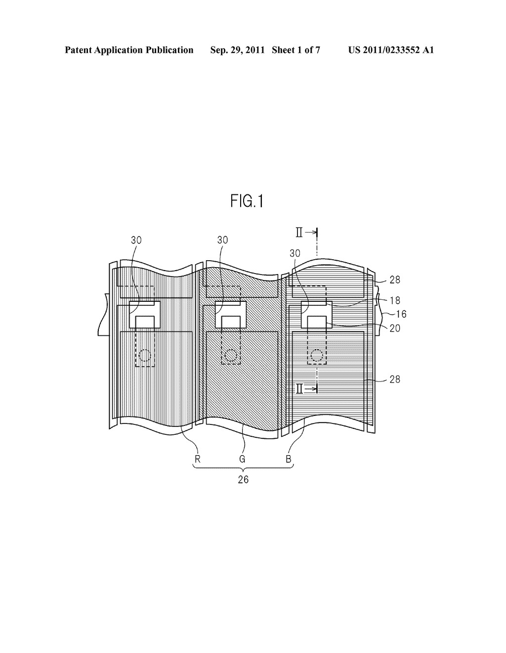 TFT BOARD FOR LIQUID CRYSTAL DISPLAY DEVICE AND MANUFACTURING METHOD FOR     LIQUID CRYSTAL DISPLAY DEVICE - diagram, schematic, and image 02