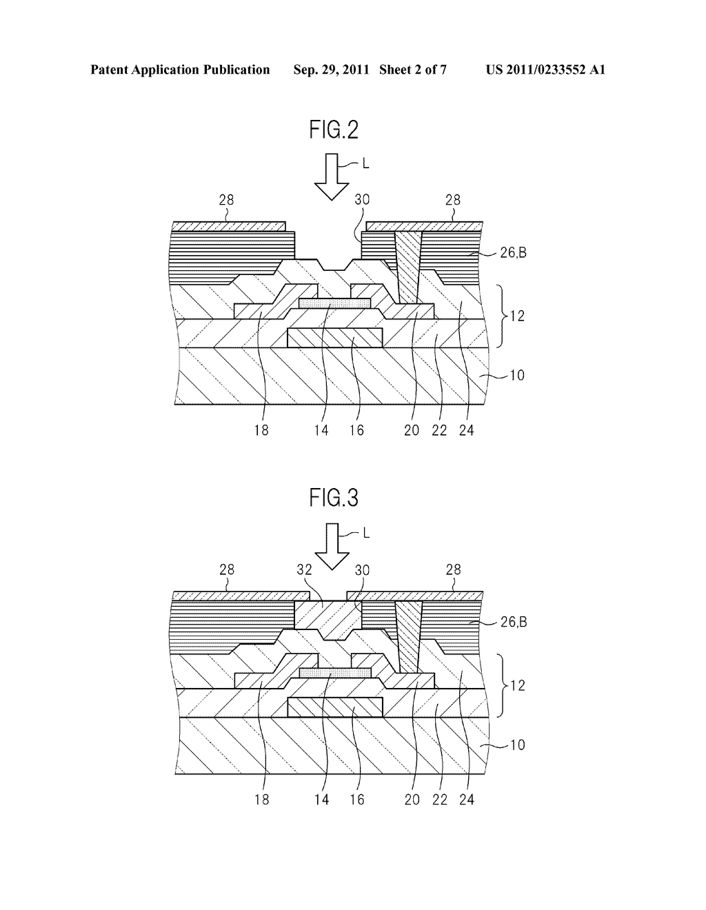 TFT BOARD FOR LIQUID CRYSTAL DISPLAY DEVICE AND MANUFACTURING METHOD FOR     LIQUID CRYSTAL DISPLAY DEVICE - diagram, schematic, and image 03