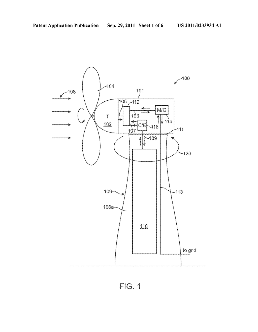 STORAGE OF COMPRESSED AIR IN WIND TURBINE SUPPORT STRUCTURE - diagram,  schematic, and image 02
