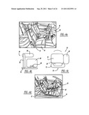 VEHICLE SEATING SYSTEM AND CABIN diagram and image