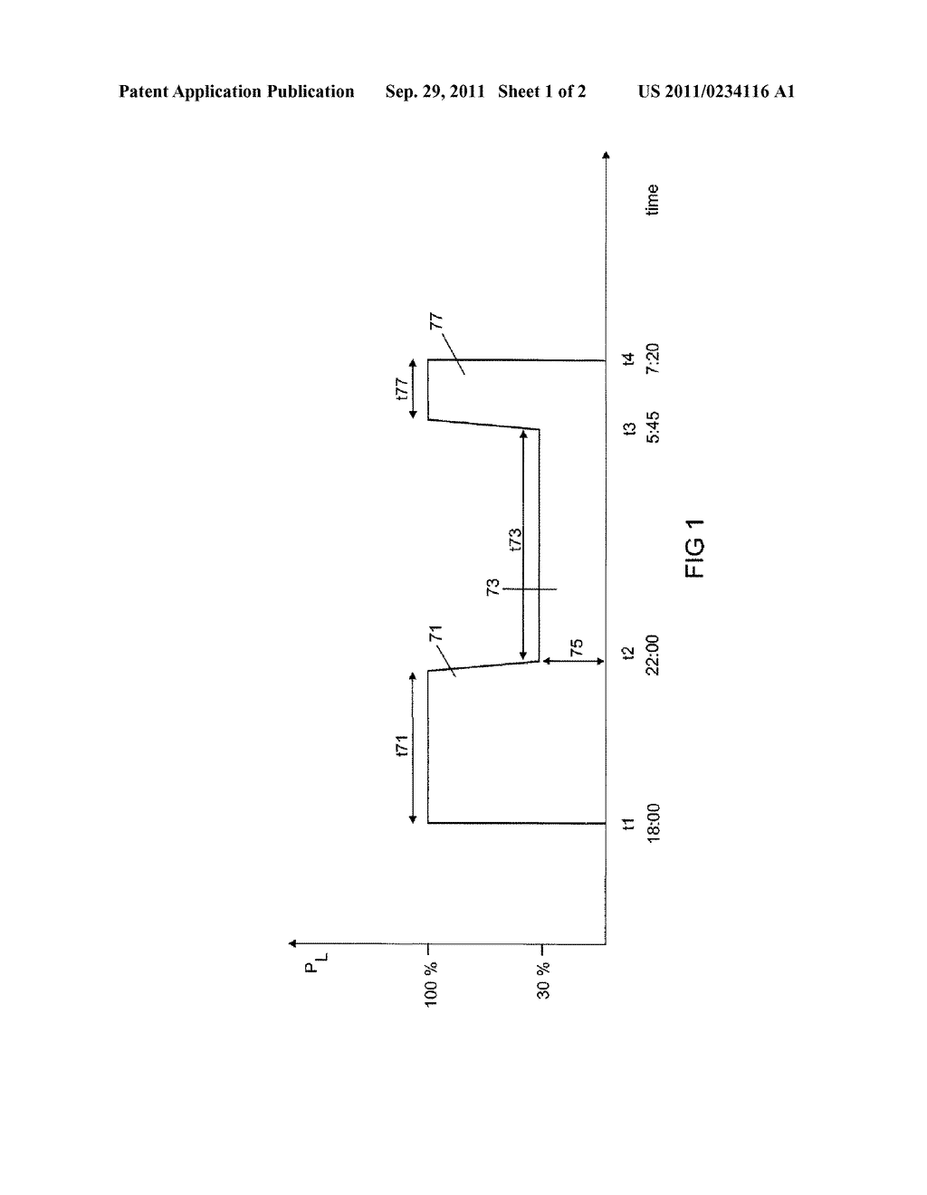 METHOD FOR PROGRAMMING ELECTRONIC OPERATING DEVICES FOR DISCHARGE LAMPS     AND ELECTRONIC OPERATING DEVICE FOR DISCHARGE LAMPS - diagram, schematic, and image 02