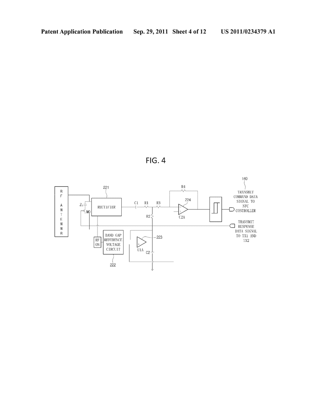 AUTOMATIC TRANSMISSION APPARATUS AND METHOD OF AUTOMATIC-TRANSMITTING     SIGNAL BETWEEN EFID TAG AND MOBILE TERMINAL IN THE SAME - diagram, schematic, and image 05