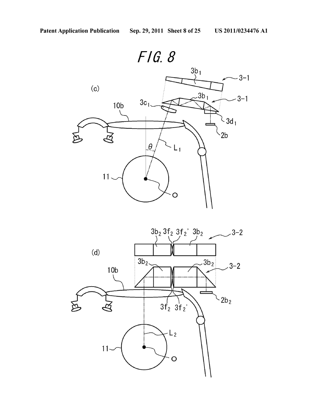 HEAD-MOUNTED TYPE DISPLAY DEVICE - diagram, schematic, and image 09