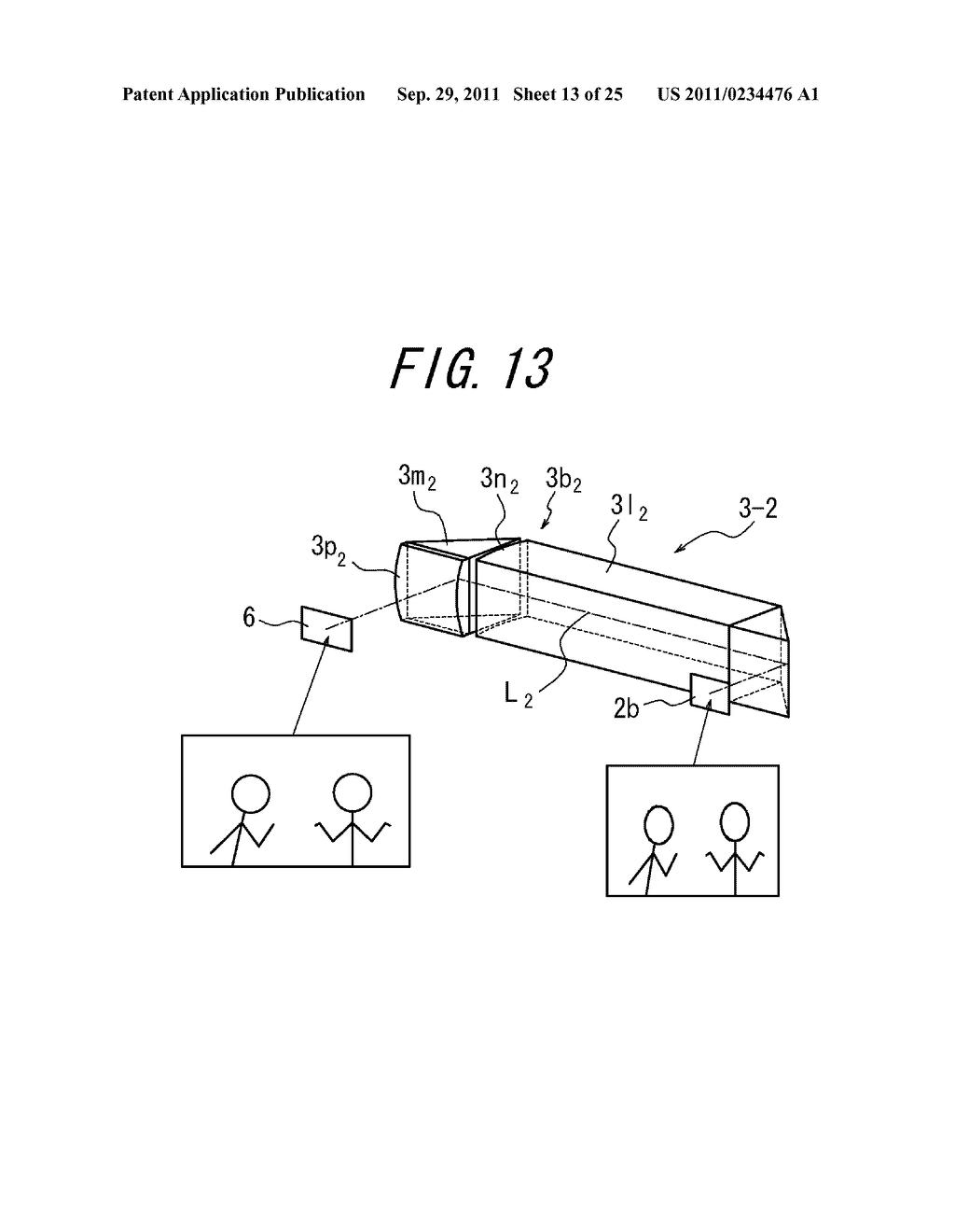 HEAD-MOUNTED TYPE DISPLAY DEVICE - diagram, schematic, and image 14