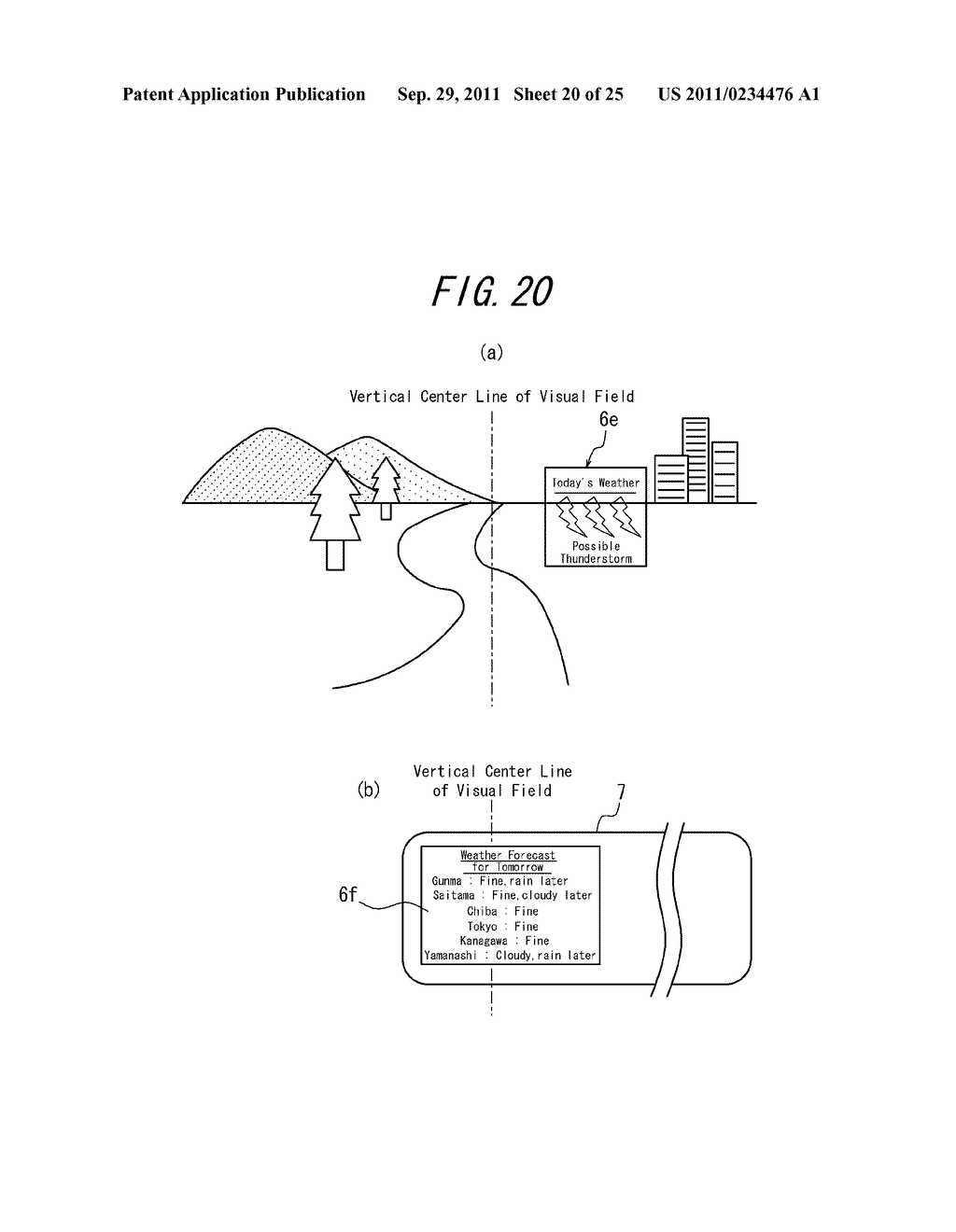 HEAD-MOUNTED TYPE DISPLAY DEVICE - diagram, schematic, and image 21