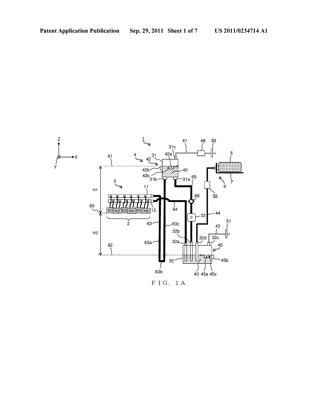 INK JET PRINTER - diagram, schematic, and image 02