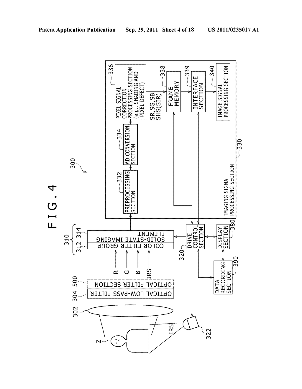 PHYSICAL INFORMATION ACQUISITION DEVICE, SOLID-STATE IMAGING DEVICE AND     PHYSICAL INFORMATION ACQUISITION METHOD - diagram, schematic, and image 05