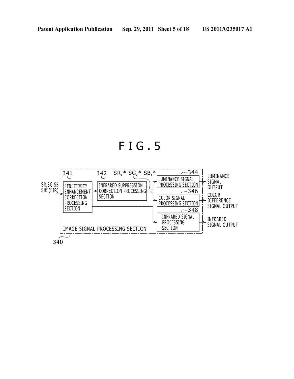 PHYSICAL INFORMATION ACQUISITION DEVICE, SOLID-STATE IMAGING DEVICE AND     PHYSICAL INFORMATION ACQUISITION METHOD - diagram, schematic, and image 06