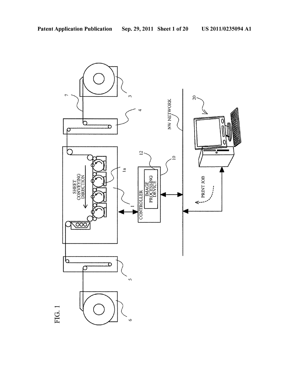 IMAGE PROCESSING APPARATUS, IMAGE FORMING SYSTEM AND NON-TRANSITORY     COMPUTER READABLE MEDIUM - diagram, schematic, and image 02