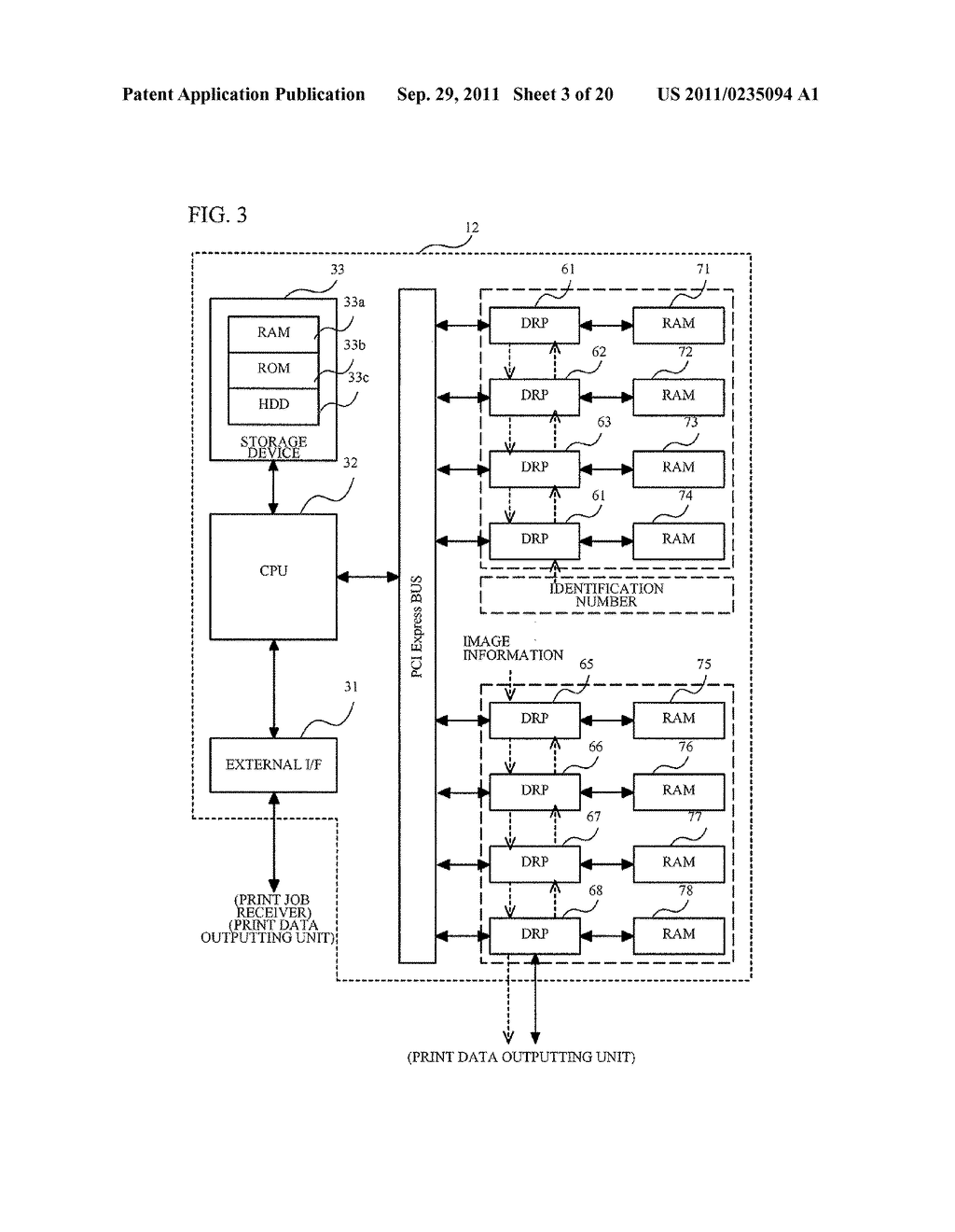 IMAGE PROCESSING APPARATUS, IMAGE FORMING SYSTEM AND NON-TRANSITORY     COMPUTER READABLE MEDIUM - diagram, schematic, and image 04