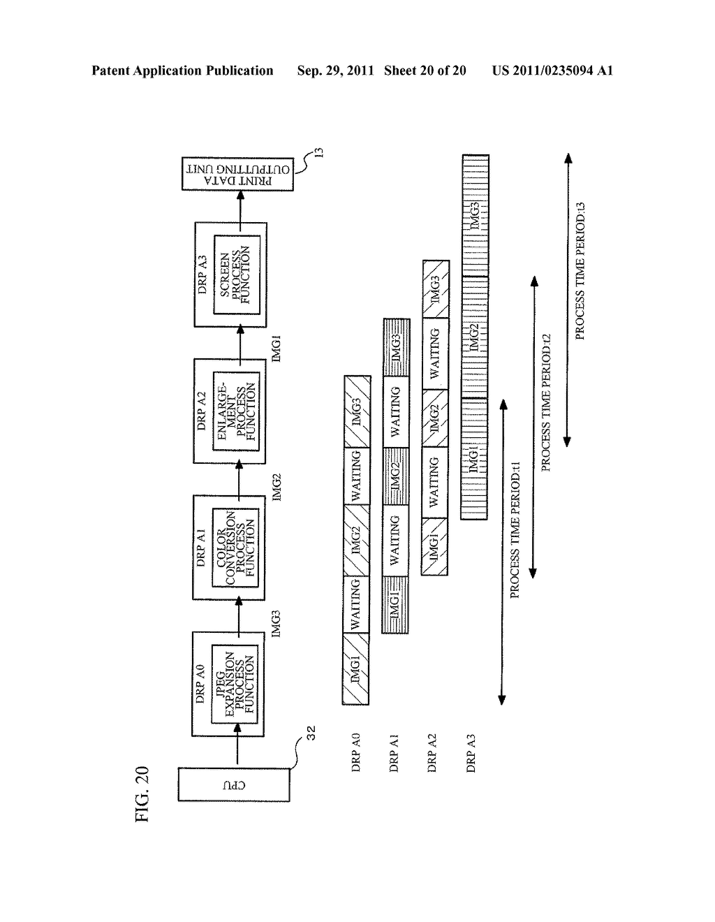 IMAGE PROCESSING APPARATUS, IMAGE FORMING SYSTEM AND NON-TRANSITORY     COMPUTER READABLE MEDIUM - diagram, schematic, and image 21