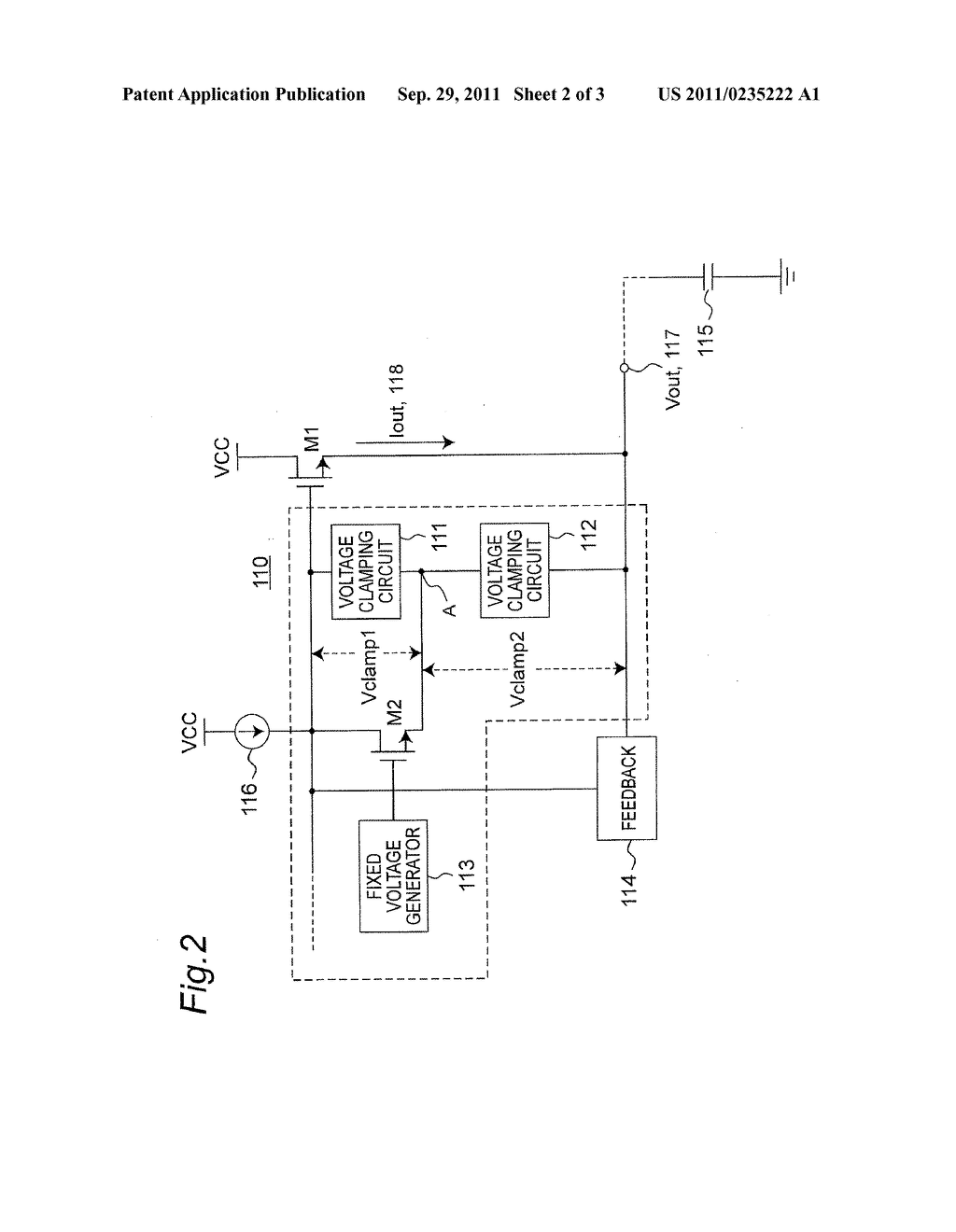 OUTPUT SHORT TO GROUND PROTECTION CIRCUIT - diagram, schematic, and image 03