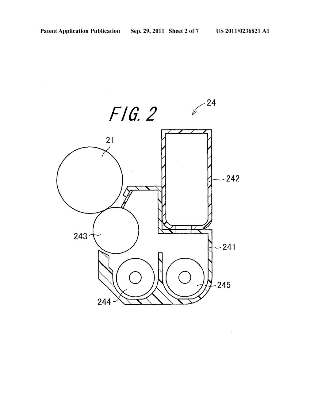 LASER FIXING DEVICE, IMAGE FORMING APPARATUS EQUIPPED WITH THE LASER     FIXING DEVICE, AND IMAGE FORMING METHOD EMPLOYING THE IMAGE FORMING     APPARATUS - diagram, schematic, and image 03